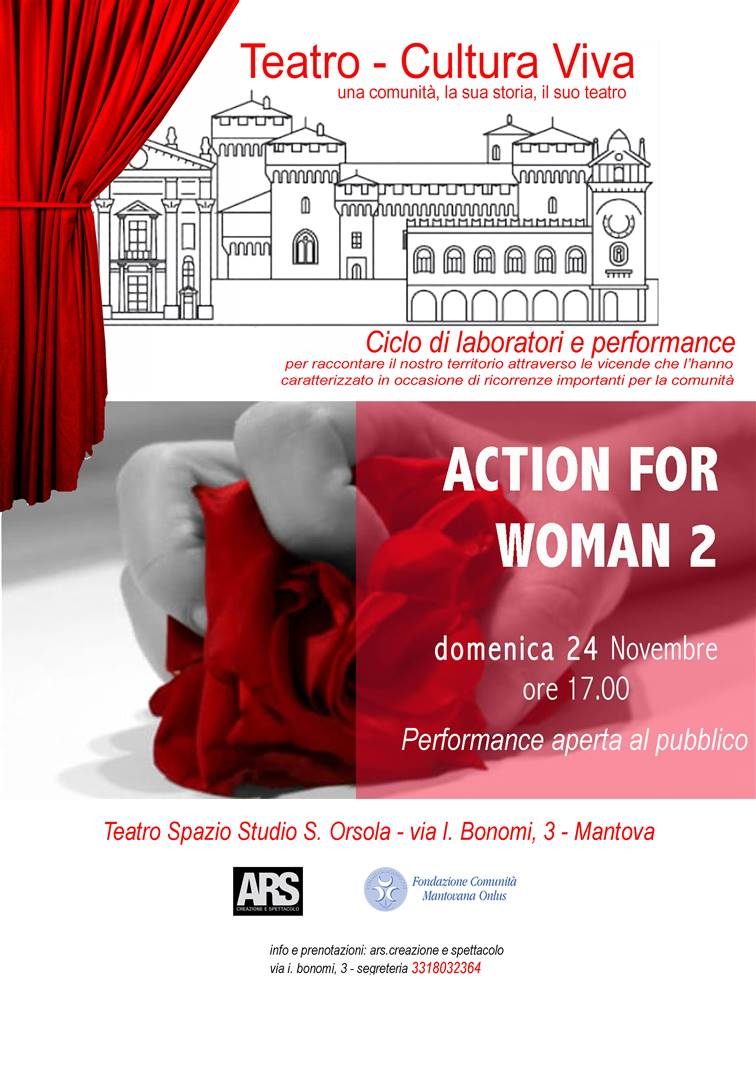 ACTION FOR WOMAN 2