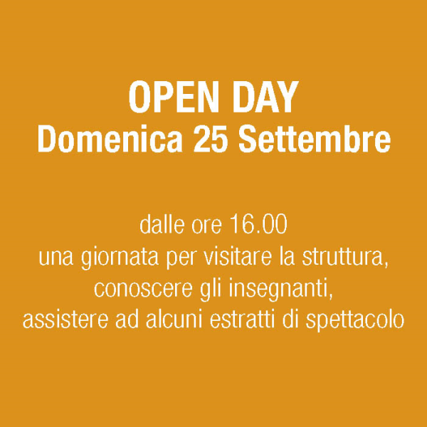 STM OPEN DAY 16-17