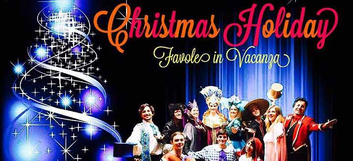 CHRISTMAS HOLIDAY - MUSICAL